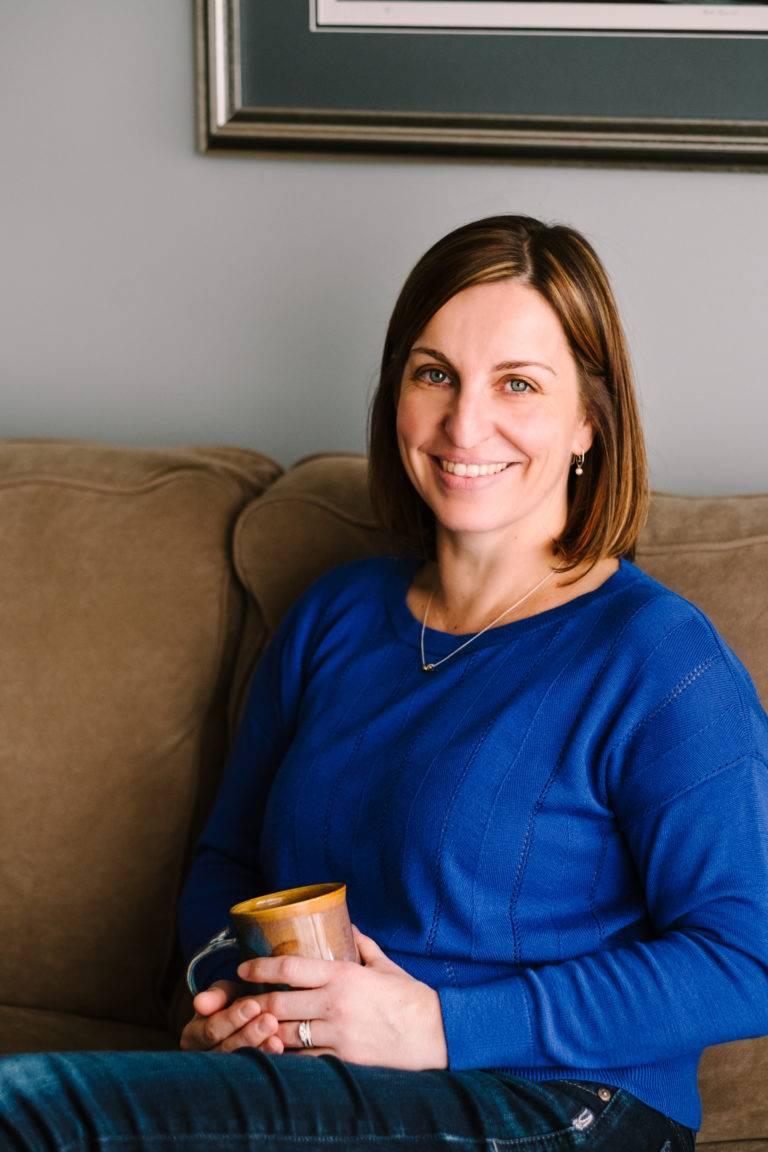 Physiotherapist Beth Hoag